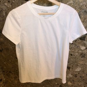 Classic White Tee Shirt